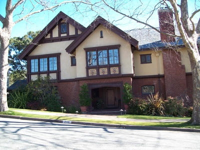 HOME STYLES--THE ENGLISH TUDOR HOME IN THE OAKLAND HILLS AND PIEDMONT NEIGHBORHOODS & HOME STYLES--THE ENGLISH TUDOR HOME IN THE OAKLAND HILLS AND ...