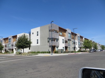 pacific Canney lofts