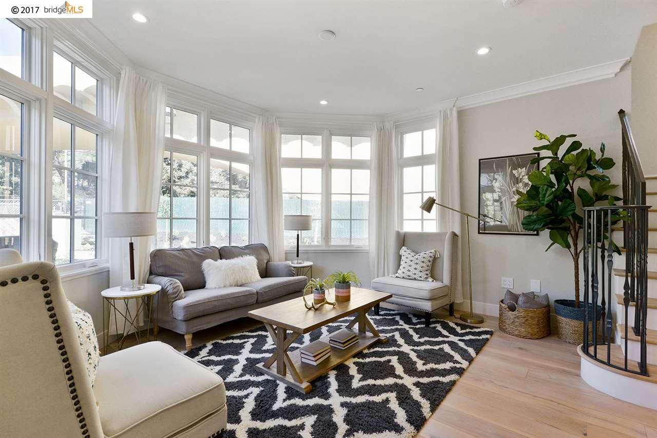 New Homes In Piedmont-3 Townhomes Now Available on Linda Avenue